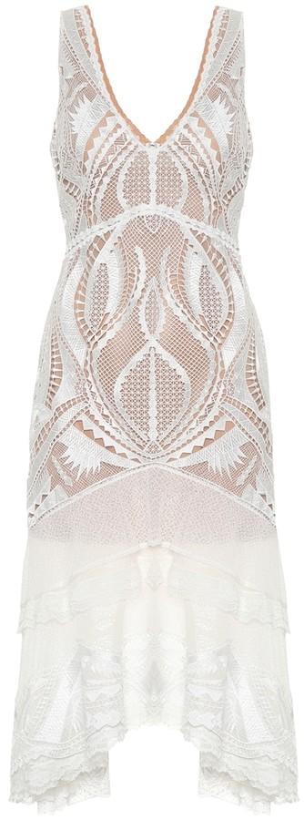 Jonathan Simkhai Guipure lace dress