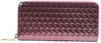 Christian Louboutin Pink Patent leather Wallets