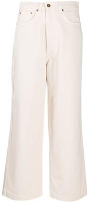 Nanushka Ramos high-waisted jeans