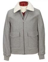 Michael Kors Flap-Pocket Wool-Blend Jacket