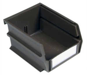 Triton Products Locbin Stacking, Hanging, Interlocking Polypropylene Bin