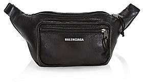 Balenciaga Men's Arena Explorer Leather Belt Pack