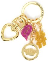 Juicy Couture Outlet - TEXT KEY FOB