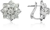 Tagliamonte Incanto Royale 2.2 ctw Diamond 18K Gold Earrings