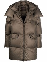 Thumbnail for your product : Moorer Feather-Down Puffer Jacket