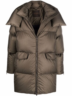Moorer Feather-Down Puffer Jacket