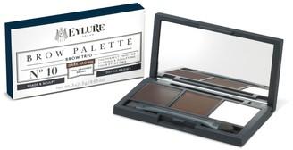 Eylure Defining & Shading - Brow Palette 10 Dark Brown