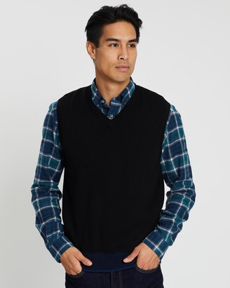 Gieves And Hawkes Wool Vest