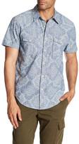 Lucky Brand Short Sleeve Regular Fit Shirt