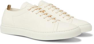 Officine Creative Leggera Full-Grain Leather Sneakers