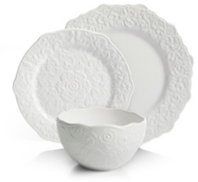 Laurie Gates Madeira Heritage 3-Piece Place Setting