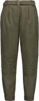 Belstaff Reilelly stretch cotton-twill tapered pants