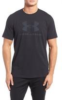 Under Armour Men's Sportstyle Logo Regular Fit T-Shirt