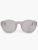 Mykita X Maison Martin Margiela Grey Acetate Dual Sunglasses