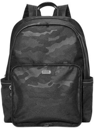 Fossil Travis Backpack Bag Black/Black