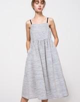 Edit Strappy Full Dress