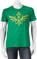 Men's Legend of Zelda Triumphant Triforce Tee