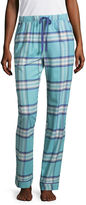 Liz Claiborne Stretch Flannel Pajama Pants