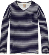 Scotch & Soda 2-in-1 Long Sleeved T-Shirt