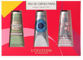 L Occitane Hand Cream Three-Piece Gift Set