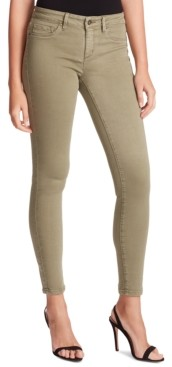 Jessica Simpson Kiss Me Ankle Skinny Colored Jeans