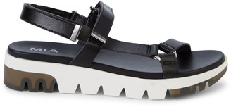 Mia Rylie Lug-Sole Sport Sandals