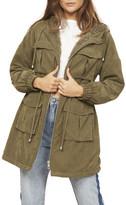 MinkPink Trench Coat