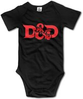 Small Rivers Dungeons And Dragons Courtney Solomon Baby Onesie Bodysuit