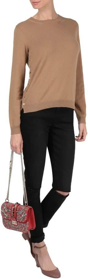 Valentino Rockstud Cashmere Sweater