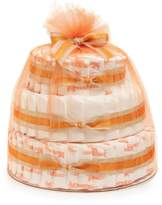 The Honest Company Infant Large Diaper Cake & Full-Size Essentials Set