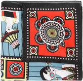 Holly Fulton multi print scarf