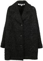McQ Alexander Ueen Oversized Single Breasted Coat
