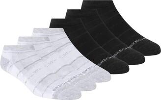 Skechers Women's 6 Pack Low Cut Socks