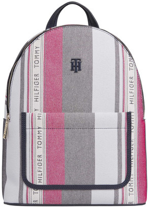 Tommy Hilfiger AW0AW08693_CJM Binding Zip Around Backpack