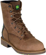 "John Deere Men's Boots WCT 8"" Lace-Up Steel Toe 8922 Boot Boots"