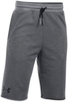Under Armour Boys' Terry Tech Shorts - Sizes S-XL