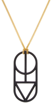 Marc by Marc Jacobs Power Pendant Necklace