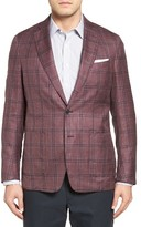 Peter Millar Men's Hanatoro Windowpane Sport Coat