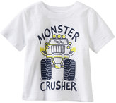 Jumping Beans Baby Boy Jumping Beans® Graphic Slubbed Tee