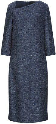 St. John 3/4 length dresses