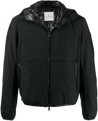 Moncler Duport lightweight hooded jacket
