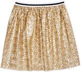 Kandy Kiss Sequin Skirt, Big Girls (7-16)