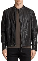 AllSaints Parker Leather Jacket