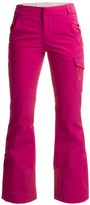 Spyder Me Thinsulate® Ski Pants - Waterproof, Insulated, Tailored Fit (For Women)