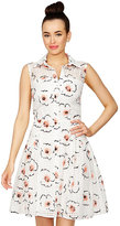 Betsey Johnson In The Clouds Day Party Dress