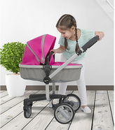 Silver Cross Dolls Pushchair.