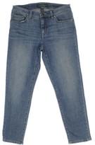 Lauren Ralph Lauren LRL Womens Straight Fit Low-Rise Cropped Jeans