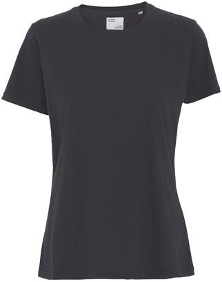 Colorful Standard - Lava Grey Women's Short Sleeve T-Shirt - extrasmall
