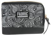 Fabric Paisley Wallet