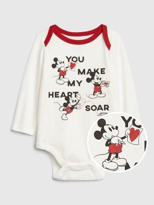 Disney babyGap   Mickey Mouse Bodysuit